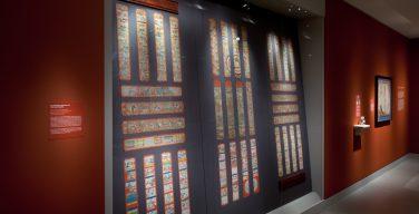 В США проходит выставка религиозного искусства Гималаев