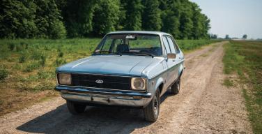 Определена дата, когда «Сотбис» выставит на аукцион «Ford Escort 1100» Иоанна Павла II