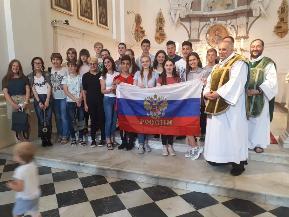 Пешее паломничество к Ченстоховской Божьей Матери (+ ФОТО)