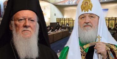 Патриарх Кирилл полетит к Патриарху Варфоломею для обсужденияпроблемы украинской автокефалии