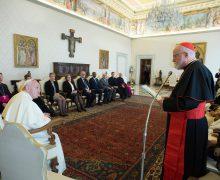 Заявление Папской комиссии по защите несовершеннолетних