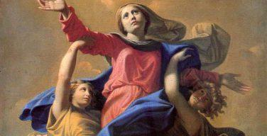 Сон Матери: иконография Успения Пресвятой Девы Марии