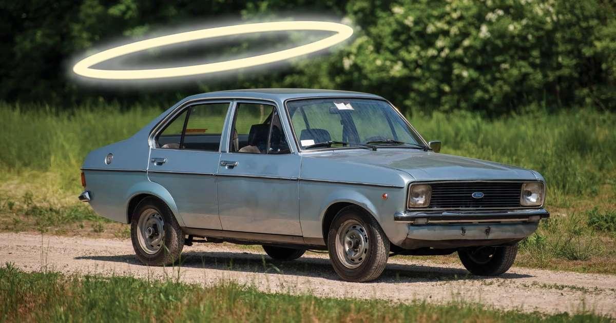На аукцион будет выставлена последняя машина, на которой ездил Иоанн Павел II до избрания Папой