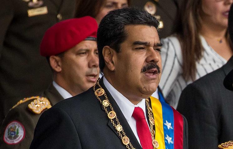 Католическая Церковь обеспокоена действиями властей Венесуэлы после покушения на Мадуро