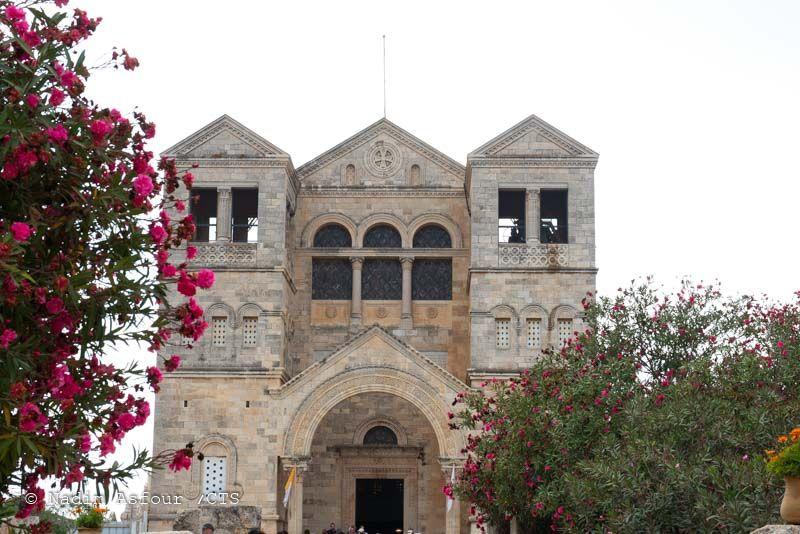 Францисканцы из Кустодии Святой Земли отпраздновали Преображение на горе Фавор (+ ФОТО)
