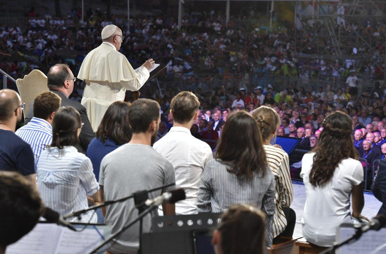Папа — молодёжи: будьте паломниками на пути мечтаний