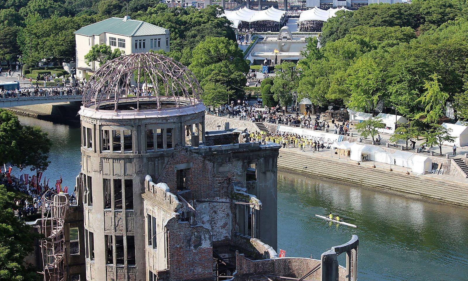 Японские епископы осудили ядерное сдерживание