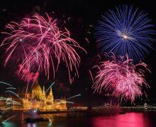День основания Венгрии был отмечен церковной службой
