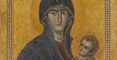 Папа: Дева Мария напоминает о нашем призвании служить Богу