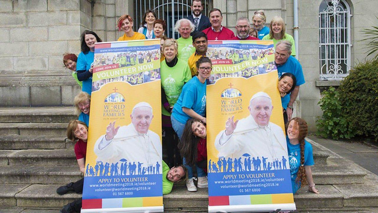 Встреча семей в Дублине: под знаком гостеприимства