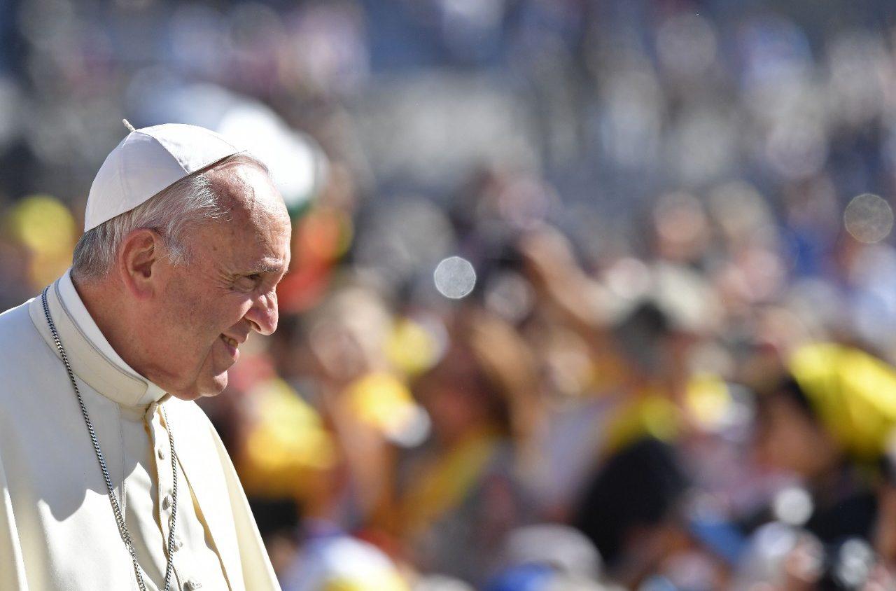 Папа: встреча семей в Дублине стала пророческим опытом (+ ФОТО)