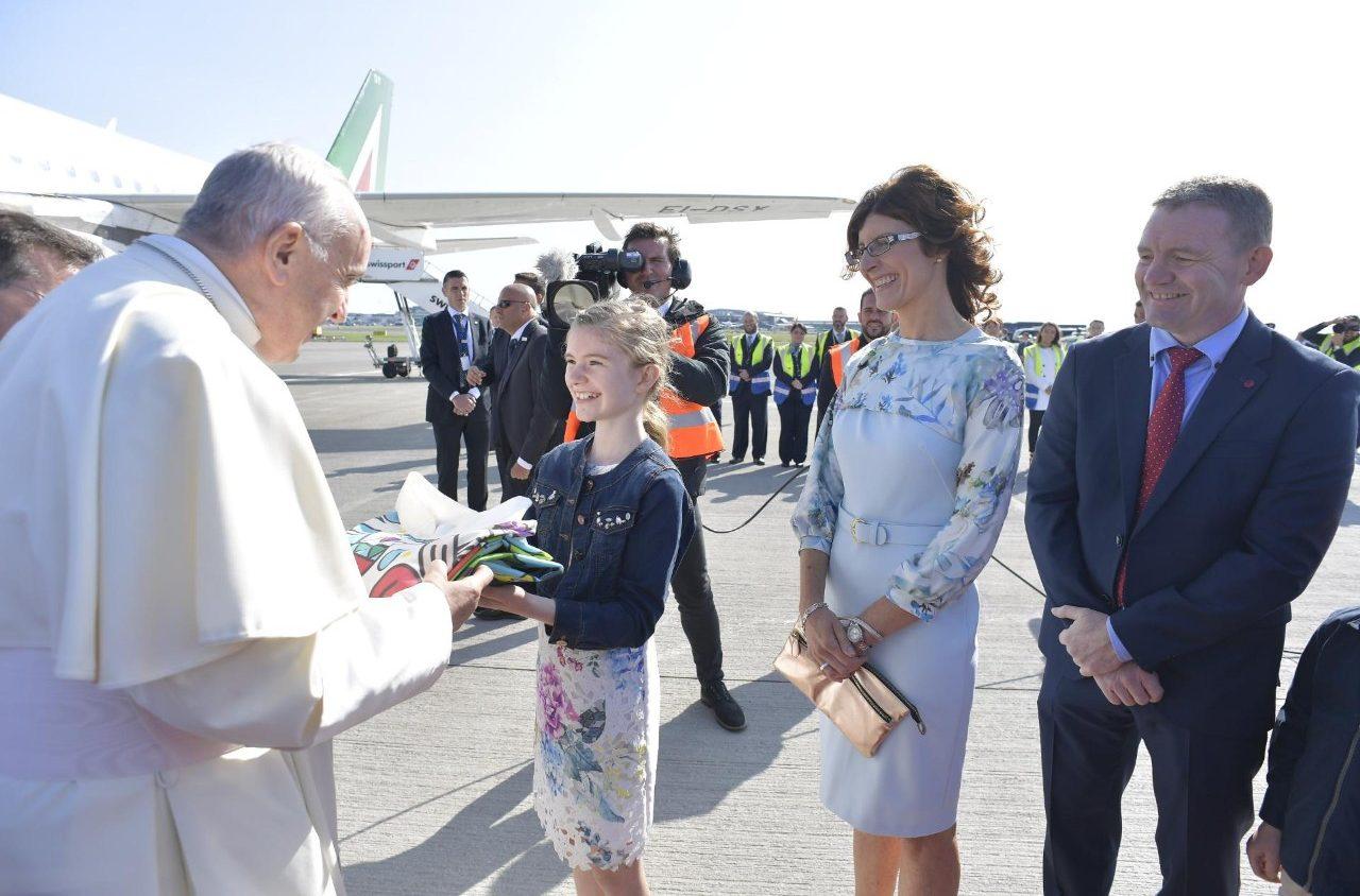Визит Папы в Ирландию: повод для обновления в Церкви и обществе (+ ФОТО)
