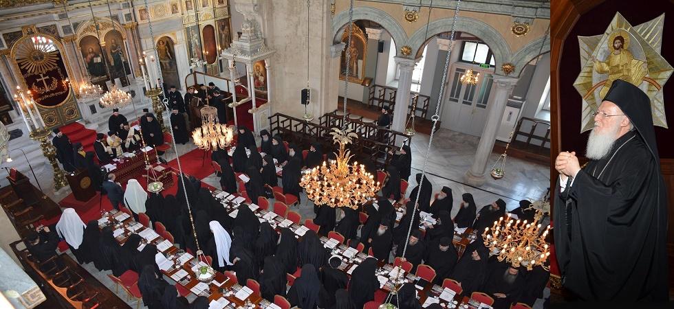 СМИ: озвучена предполагаемая дата рассмотрения Константинополем украинского церковного вопроса