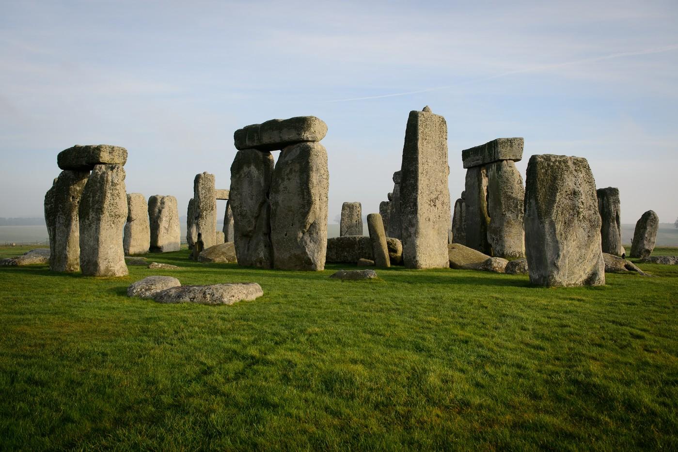 СМИ: британские ученые определили происхождение строителей Стоунхенджа