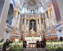 Папа Франциск призвал литовское духовенство воспитывать в себе жажду Бога (+ ФОТО)