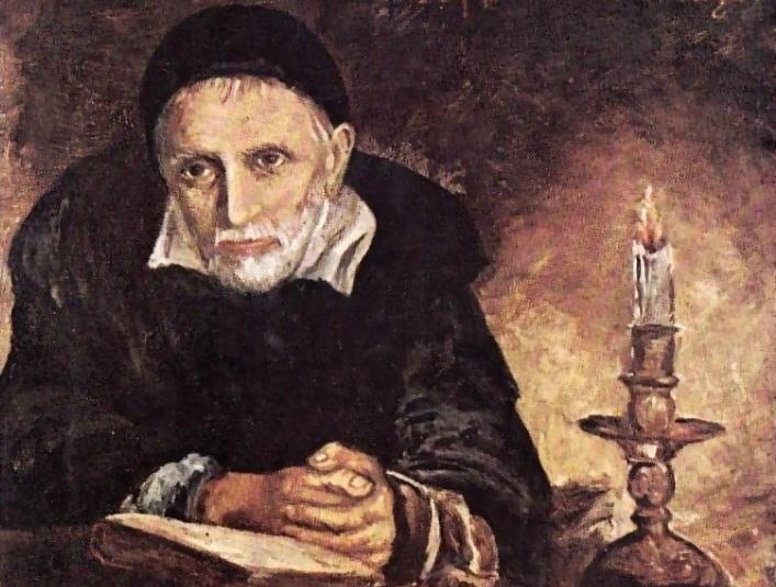 27 сентября. Святой Викентий (Винсент) де Поль, священник. Память