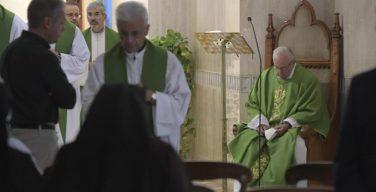 Папа просит молиться о нём самом и обо всех епископах в мире