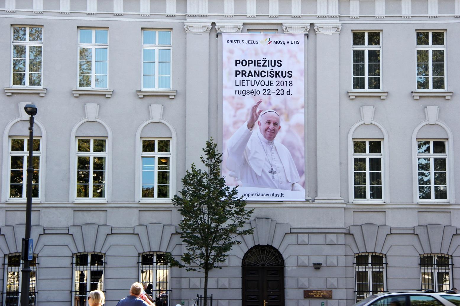 Навстречу Папе (записки паломницы). По следам апостольского визита Святейшего Отца в Прибалтику