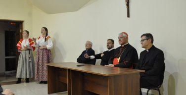 Кардинал Герхард Мюллер посетил Кузбасс (ФОТО)