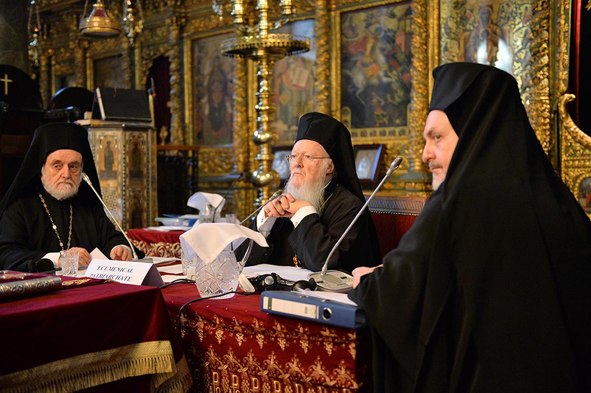 Украинский вопрос будет рассмотрен на Синоде в Стамбуле 19-21 октября