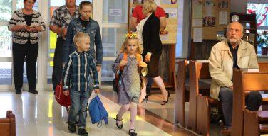 Кемеровские католики подвели итоги лета и получили благословение на новый учебный год (ФОТО)