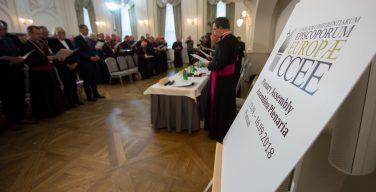 Папа — европейским епископам: ищите новые пути солидарности