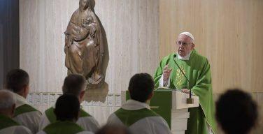 Папа: злословие несовместимо с искренним раскаянием