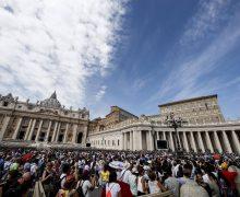 Папа вверил Деве Марии новое духовное начинание для семей