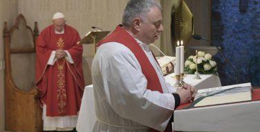 Месса в Доме Святой Марфы: не забывать о своих корнях