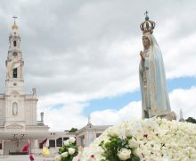 Фигура Богородицы из Фатимы отправится на Дни молодежи в Панаму