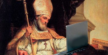 У католиков и православных есть молитва перед выходом в Интернет