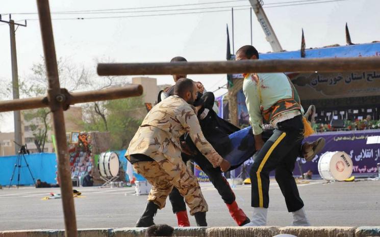 В результате теракта в Иране погибли 24 человека