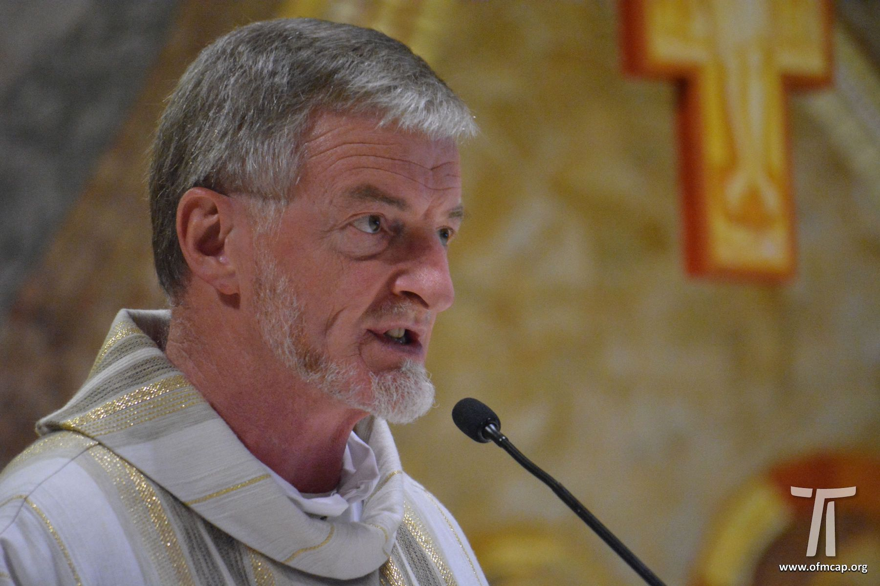 Монахи-капуцины избрали нового главу своего Ордена (ФОТО)