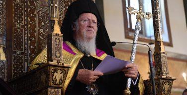 РПЦ берет паузу для прояснения ситуации вокруг заявлений Патриарха Варфоломея — пресс-секретарь Патриарха Кирилла