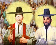 20 сентября. Святые Андрей Ким (Ким Дэ Гон), Павел Чон (Чон Ха Сан) и их сподвижники, мученики в Корее. Память