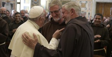 Папа – капуцинам: будьте близки к людям (+ ФОТО)