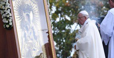 Папа в Аглоне: вместе с Девой Марией выходить навстречу людям (ФОТО + ВИДЕО)