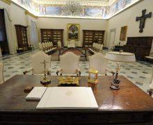 Папа созывает в Ватикан председателей епископских конференций