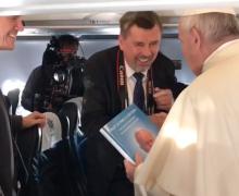Шутка Папы Франциска вызвала резонанс в социальных сетях