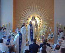 В Польше открыт богородичный Центр молитвы о мире