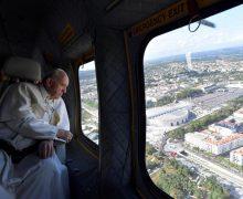 Папа Франциск высказался об отношении стран ЕС к беженцам