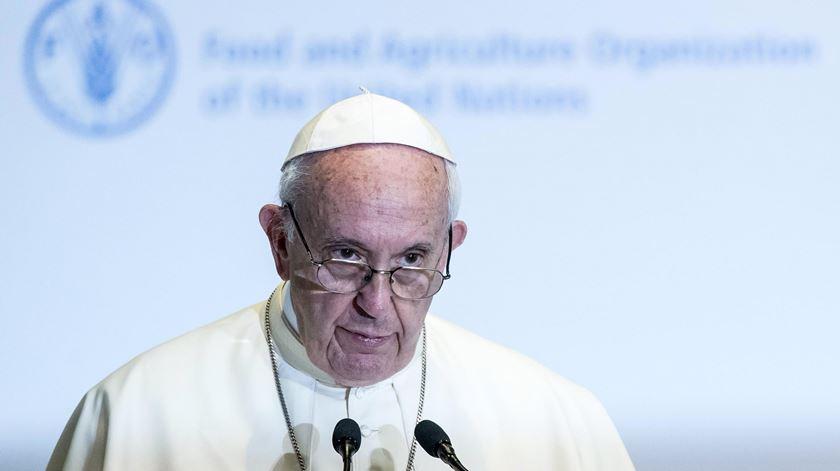 Папа — FAO: хватит слов, пора накормить бедных