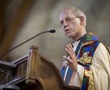 Архиепископ Кентерберийский поддержал конкурс молодых богословов