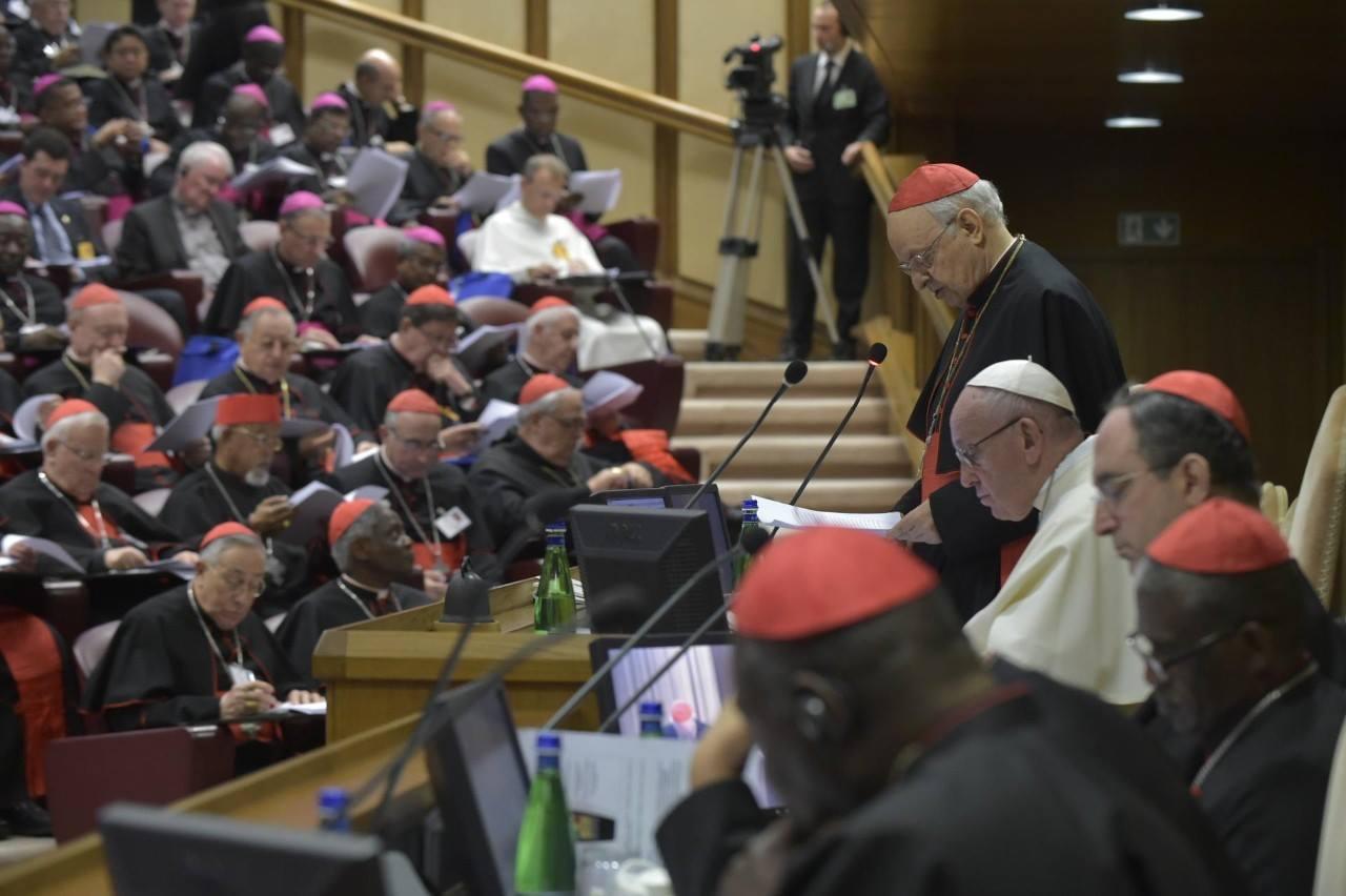 XV Генеральная ассамблея Синода: Вторая общая конгрегация