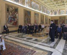 Папа – миссионерам: чувствуйте себя мигрантами