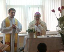 Епископ Иосиф Верт совершает пастырский визит на север Западно-Сибирского деканата