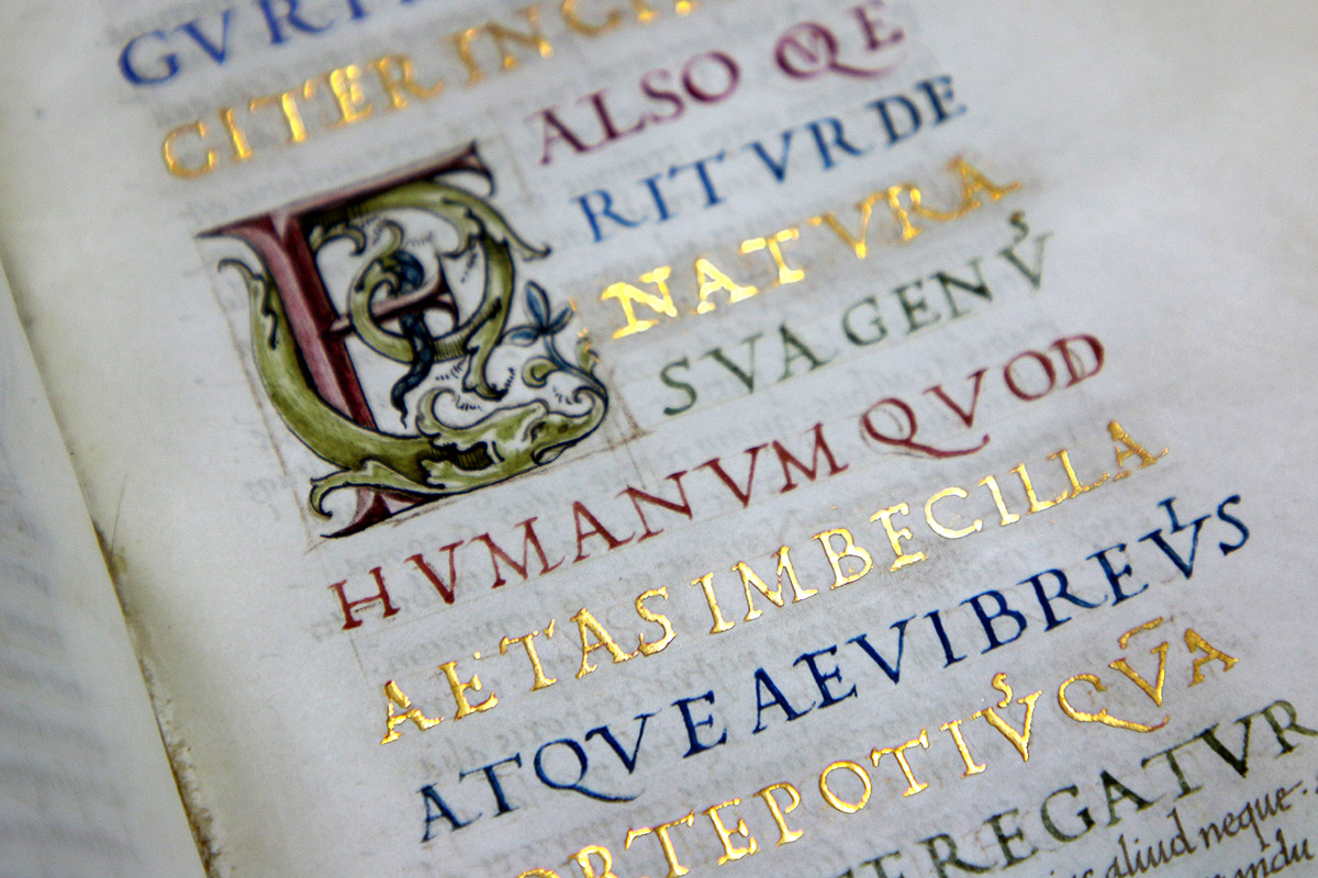 Международная конференция «Античное наследие в рукописной книге Византии и Западной Европы» прошла в Москве