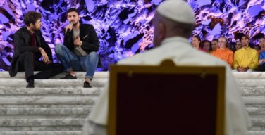 Участник Синода епископов Высокопреосвященный Павел Пецци делится своими наблюдениями