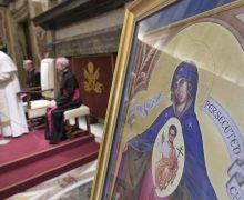 Папа о «белом мученичестве» христиан в демократических странах (+ ВИДЕО)