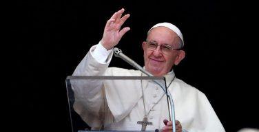 Слово Папы Франциска перед чтением молитвы «Ангел Господень» в торжество Всех Святых. 1 ноября 2018 г., площадь Св. Петра